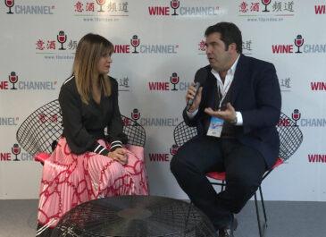 QWine 2019, Alessandro Nicodemi Vice Presidente Consorzio Tutela Vini d'Abruzzo