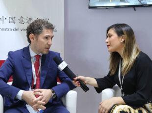 TopWine 2019 – Intervista a Roberto Cafiero, vicedirettore Ufficio ICE Pechino