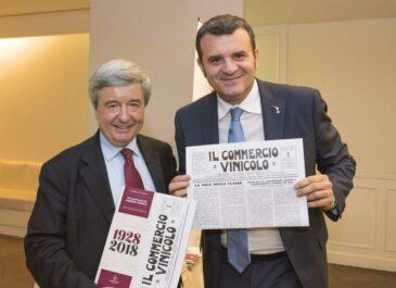 I 90 anni del Corriere Vinicolo racchiusi in un libro: intervista al direttore Giulio Somma