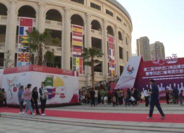 QWine Expo 2019, Italia protagonista assoluta a Qingtian con oltre 130 cantine