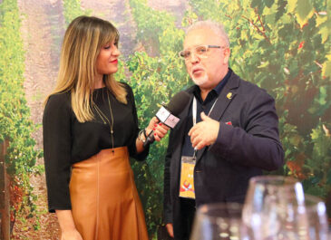 QWine 2019 – Marco Gallardi Direttore ONAV Cina