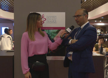 QWine 2019 – Eugenio Manieri, direttore Consorzio Tutela Vini DOP Salice Salentino