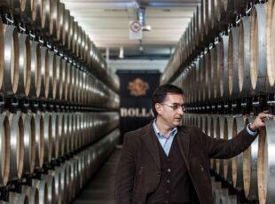 La prima bottiglia di Amarone della storia è stata di Cantina Bolla nel 1950, prima si vendeva sfuso.