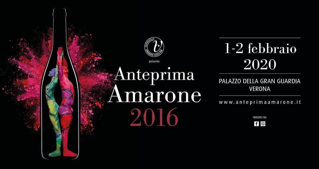 Anteprima Amarone 2016