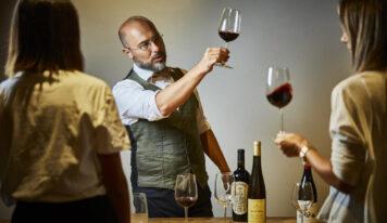 """Filippo Bartolotta spiega l'evoluzione dell'Amarone: """"sta diventando un vino meno concentrato, più elegante e raffinato, dal quale emerge il territorio""""."""