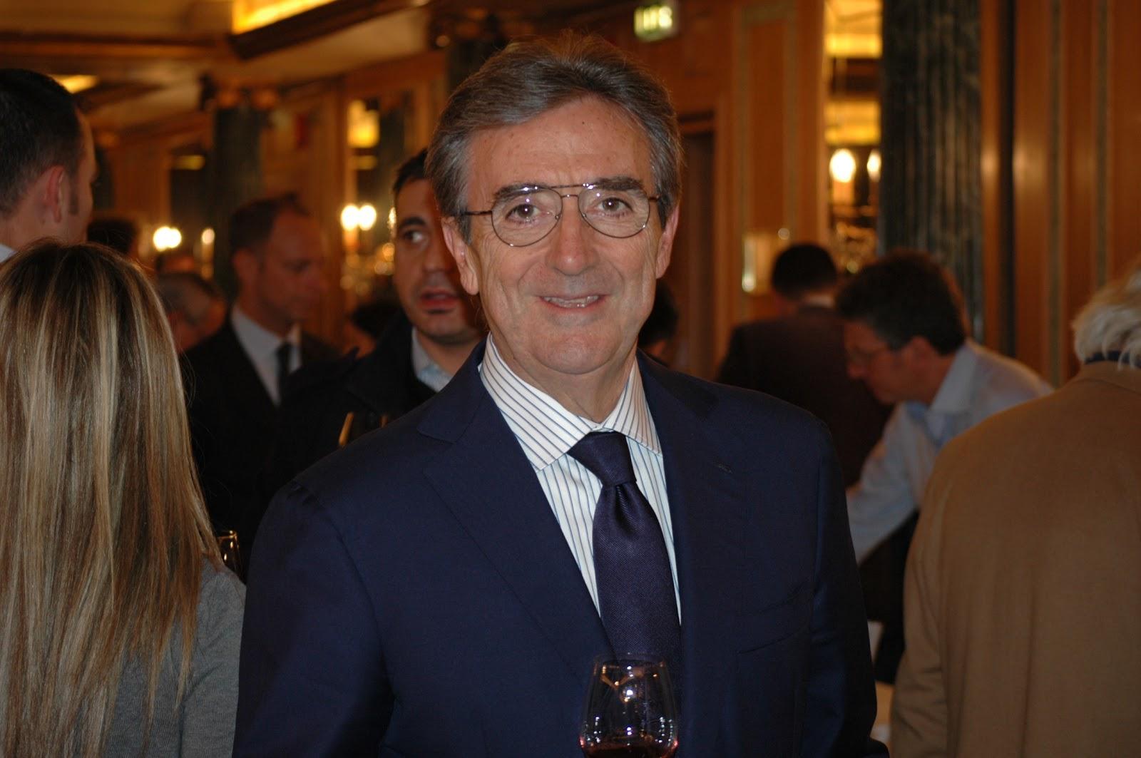 Riccardo Cotarella - Presidente Assoenologi